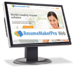 ResumeMaker for the Web for Job Seekers